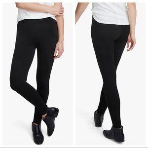 American Giant Ponte Legging Pant In Black Size 0